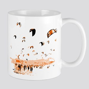 Kite Surfing Mugs